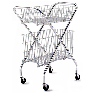 IN 144 Laundry Cart