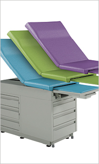 Exam table replacement tops