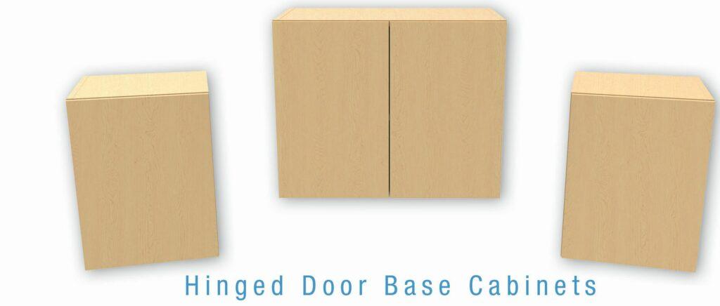 Hinged Door Base Cabinets