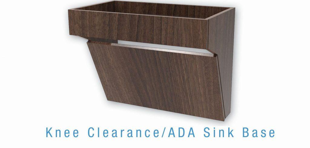 Knee Clearance ADA Sink Base